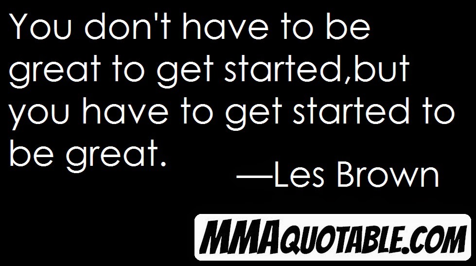 motivational quotes with pictures many mma ufc les