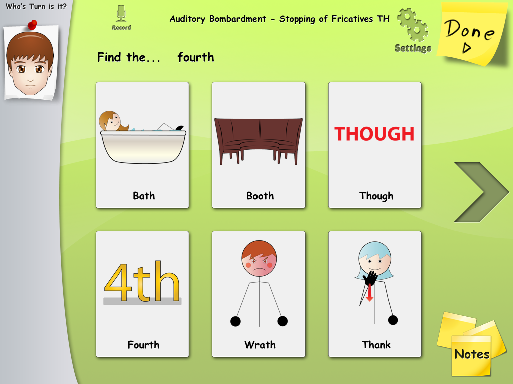 worksheet Minimal Pairs Worksheets introducing minimal pairs academy app minimalpairsacademy6 png