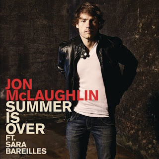Jon McLaughlin - Summer Is Over (feat. Sara Bareilles) Lyrics