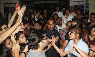 Hritik Roshan and Priyanka Snapped Promoting Krrish 3 Movie 3.JPG