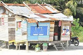 Negara Kaya Rakyat Miskin