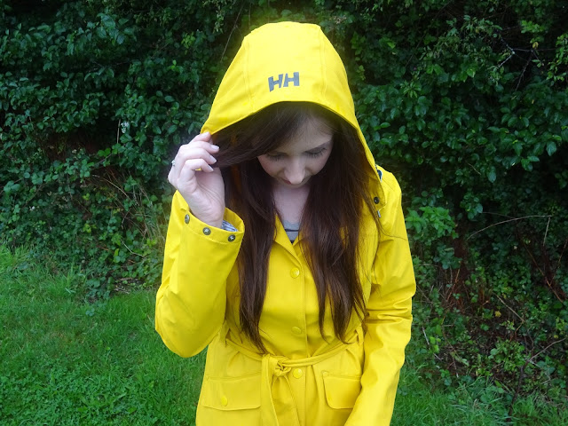 Helly Hansen rainwear kirkwall rain coat