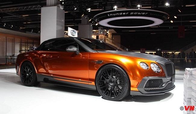 Mansory Bentley Contiental GTC