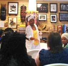 Poetry Reading, Ujamaa Collective, August 21, 2014