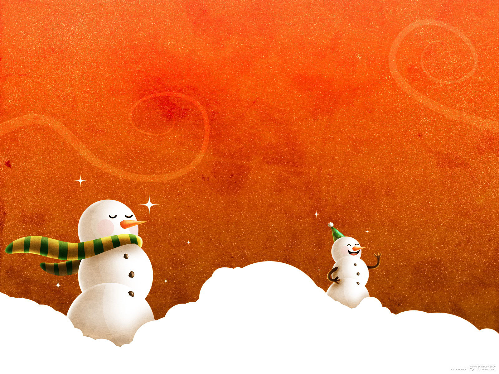 Christmas Wallpaper 2