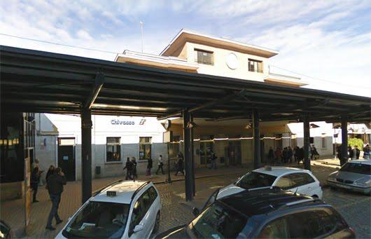 Stazione di Chivasso