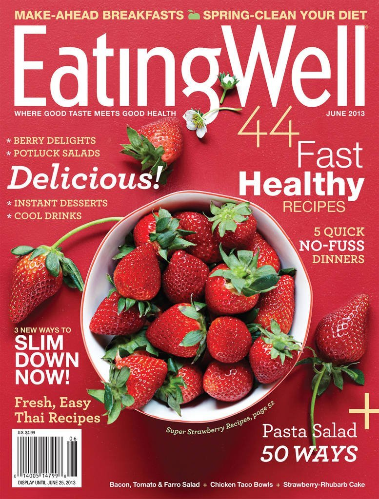 Best cooking magazine eatingwell 1 year auto renewal forumfinder Gallery