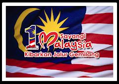 Sayangi Malaysia,Kibarkan Jalur Gemilang