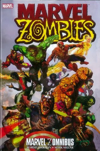 Marvel Zombies Zomnibus amazon comic book graphic novel