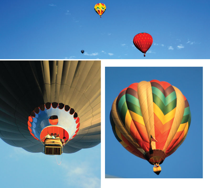 balloon show