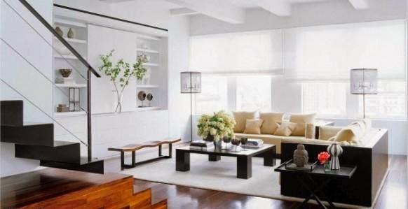 Salon Pièces Avec Flair Moderne
