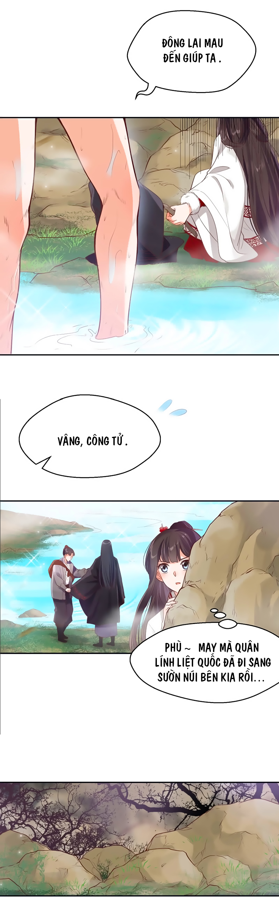 Phượng Khởi Hoa Tàng chap 6 - Trang 12