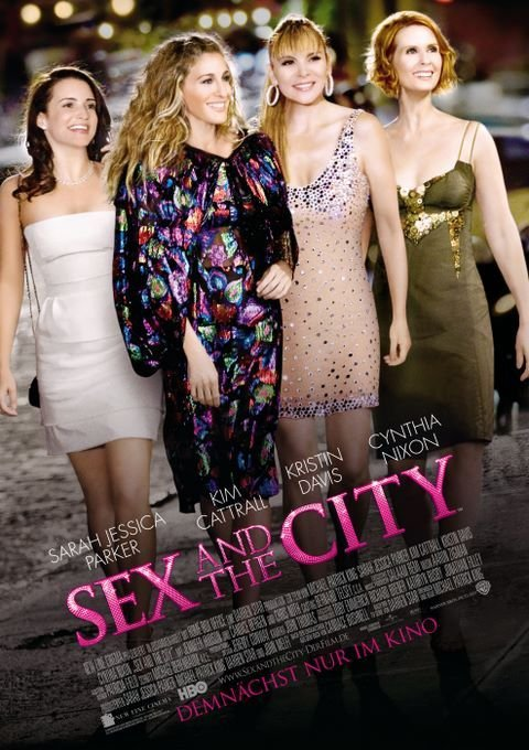 Sex And The City O Filme – Dublado