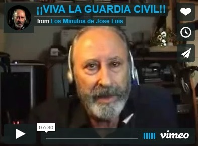 ¡VIVA LA GUARDIA CIVIL!