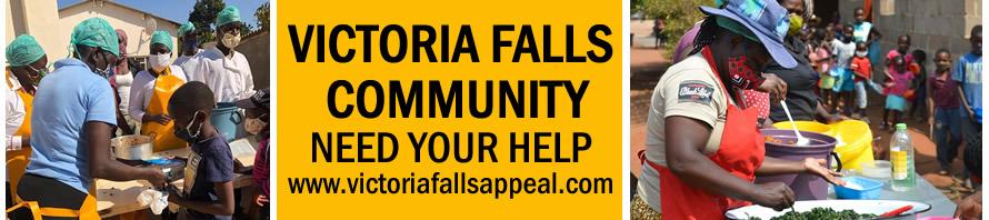 VICTORIA FALLS COMMUNITY APPEAL