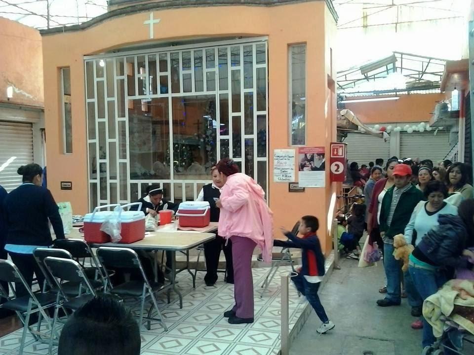 """MERCADO """"PLAYAS DE GUADALUPE"""" EN JARDINES DE MORESLOS, ECATEPEC"""