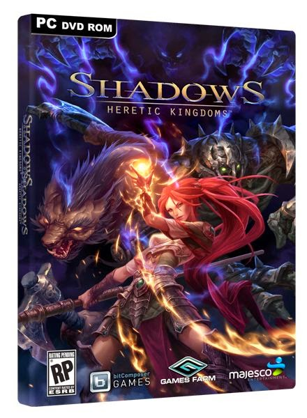Shadows Heretic Kingdoms Book One Devourer of Souls PC Full