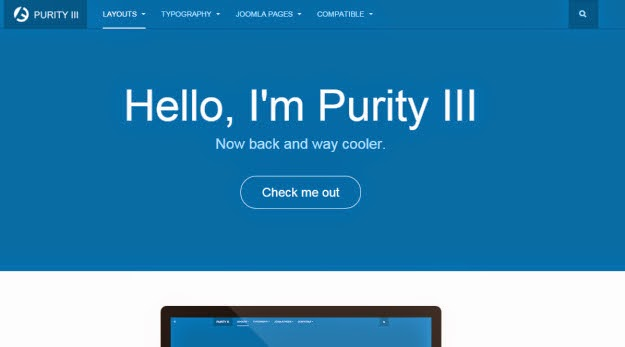 Purity III Joomla 3