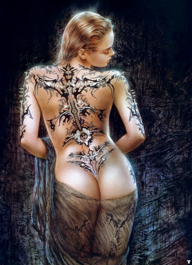 Magick and Beauty of the Elves