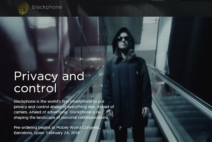 PGP Inventor brings BLACKPHONE to protect users from NSA Surveillance
