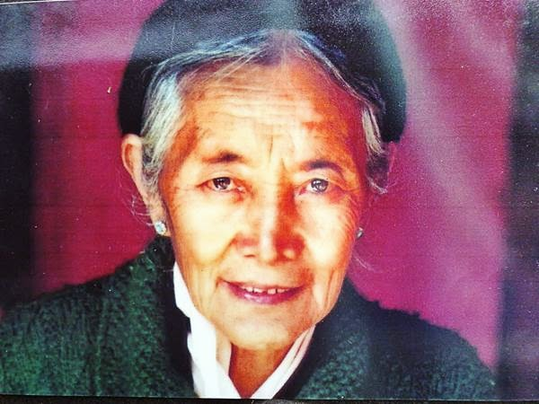 Khandro Tsering Chodron