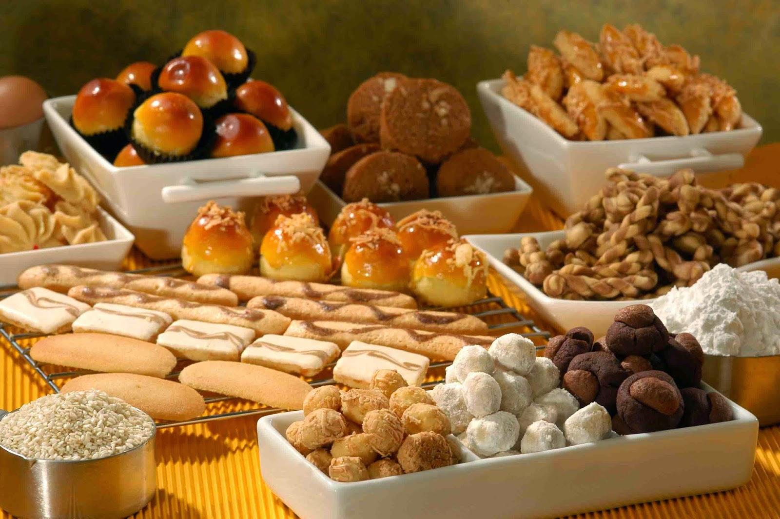 Tips Peluang Bisnis Kue Kering Jelang Lebaran Tahun 2014