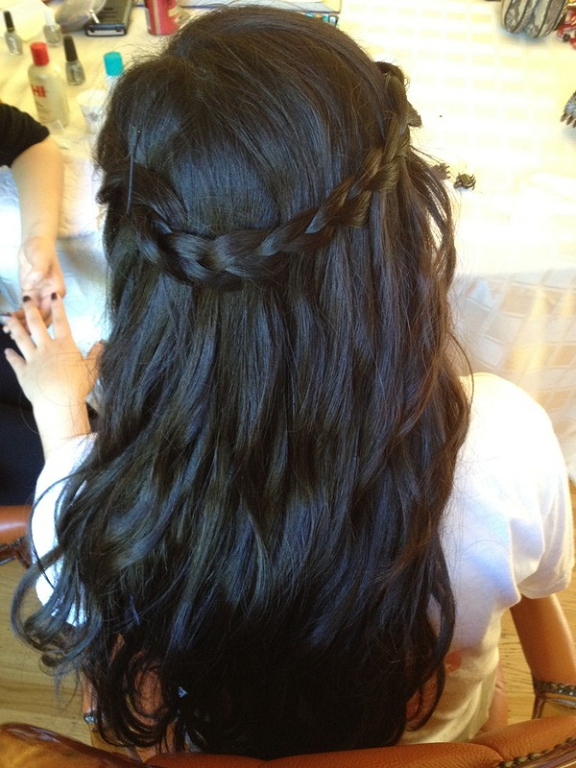 29 Peinados Con Trenzas Cascada Mujeres Peinados Cortes