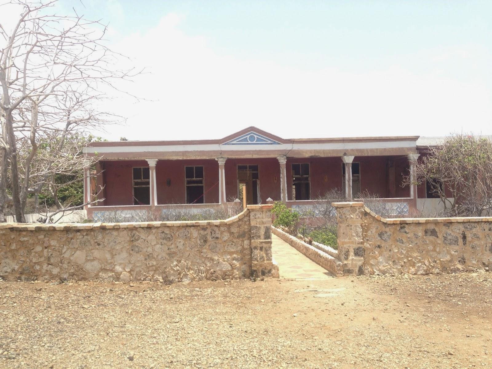 De belevenissen van de Familie Fingal op Aruba: juli 2014
