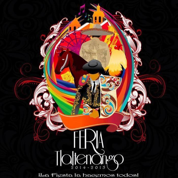 Programa feria tlaltenango 2014