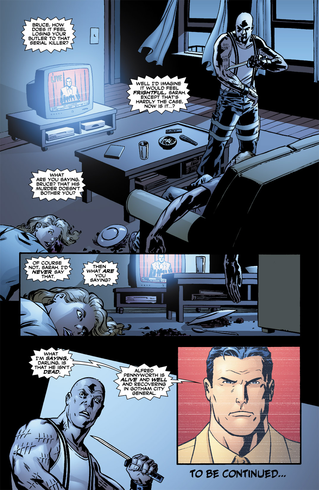 Detective Comics (1937) 815 Page 22