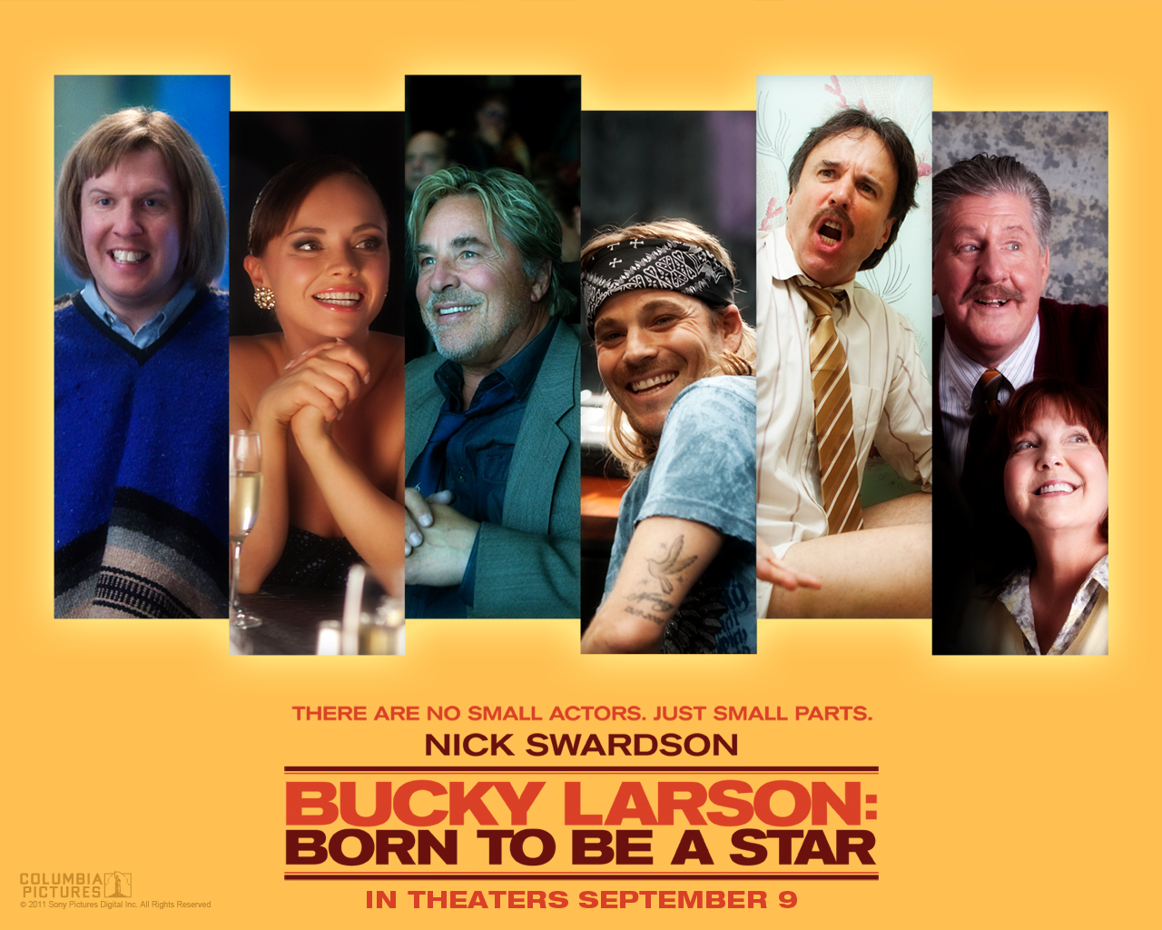 bucky larson born to be a star movie wallpaper 2011