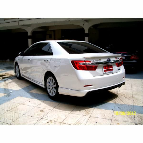 add on Toyota Camry Hybrid TRD 12-14