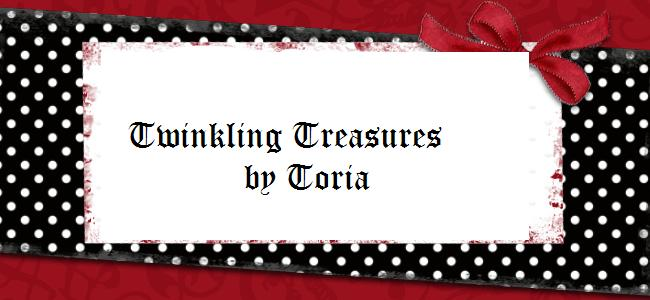 Twinkling Treasures by Toria