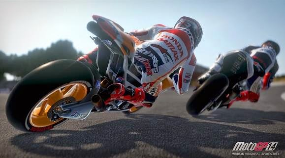 Gameplay HD MotoGP 14 for XBOX
