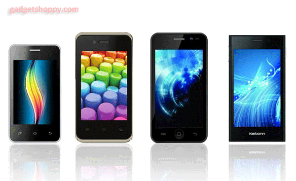 SKarbonn launched Smart A52 Plus, Smart A11 Star, Smart A12 Star and Smart A50s