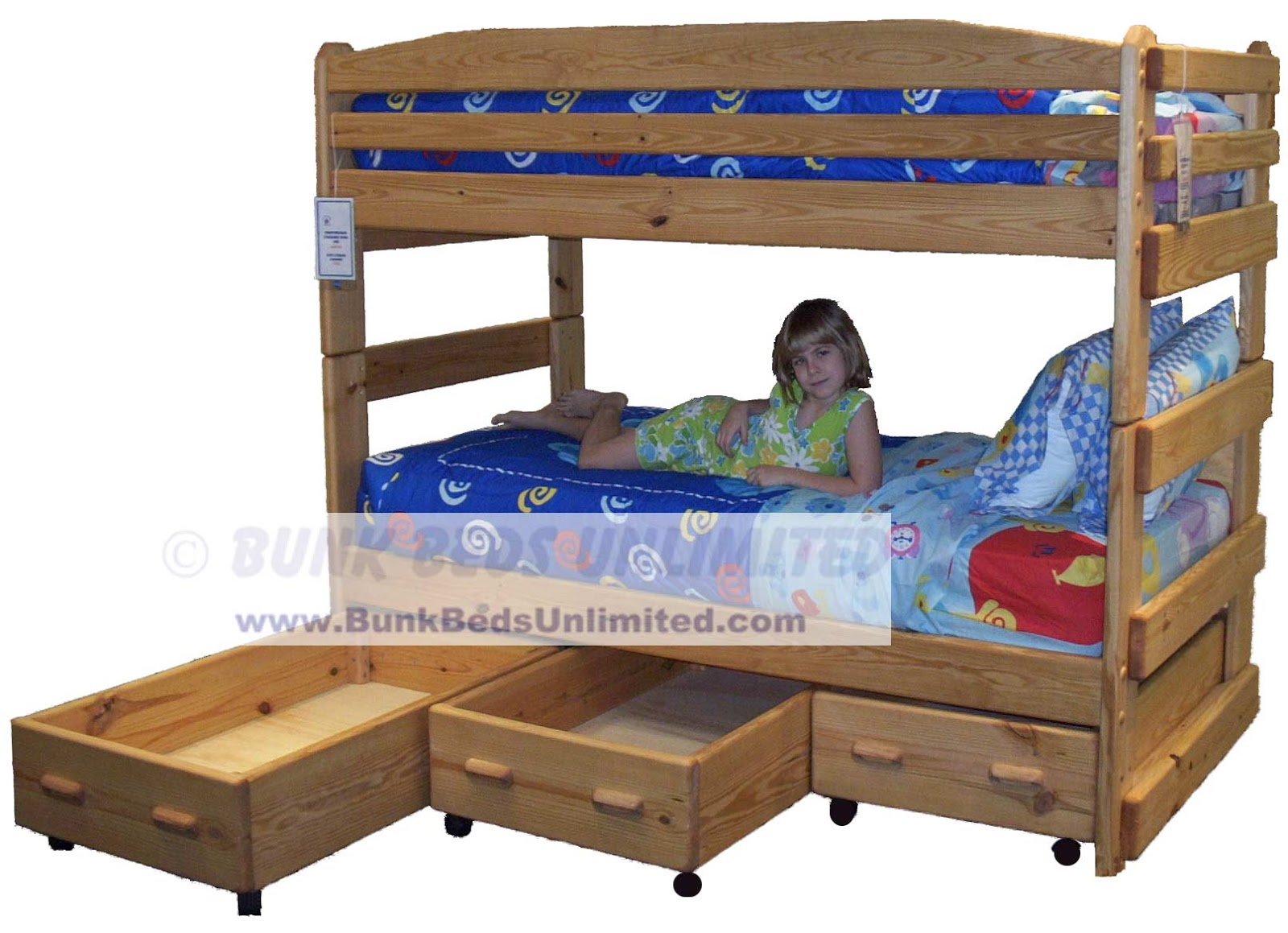 Free Plans for Twin Loft Bed