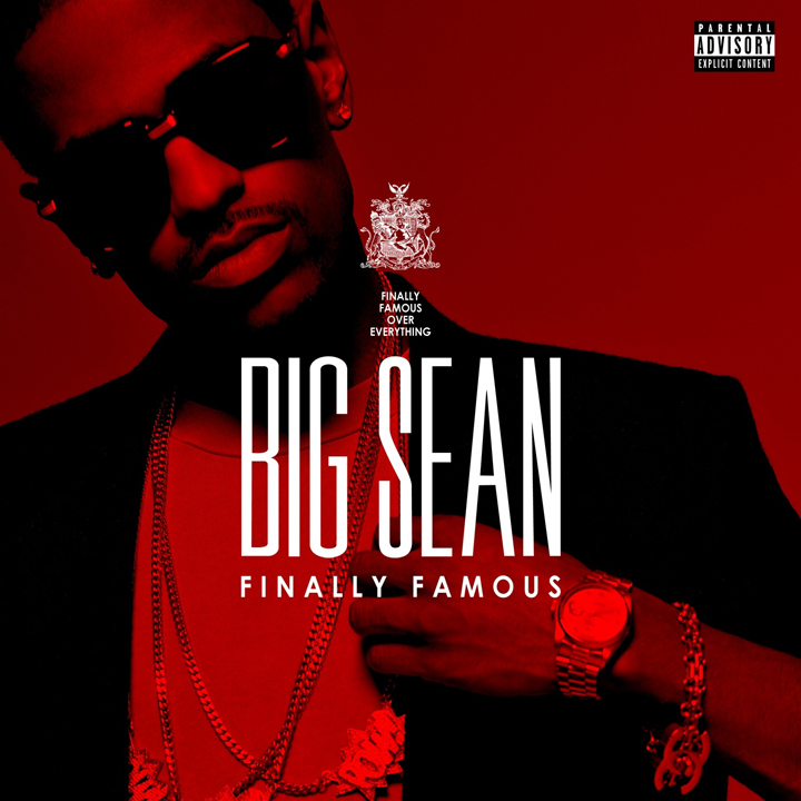 big sean album cover 2011. 2010 after delay, Big Sean#39;s ig sean album artwork. girlfriend Big