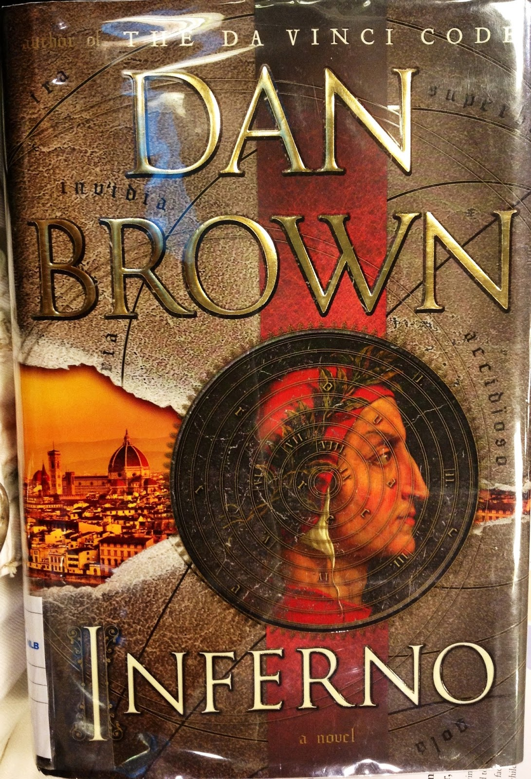 From dantes inferno purgatory to paradiso to dan browns inferno other than that inferno is not a bad read filled with adventures mystery and the usual twists in the plots and it is better than the lost symbol biocorpaavc