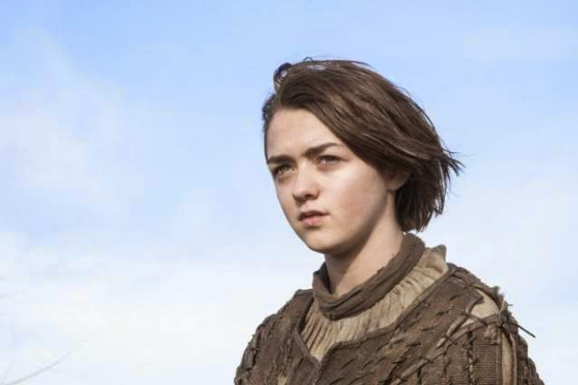 Arya Game of Thrones 4x10
