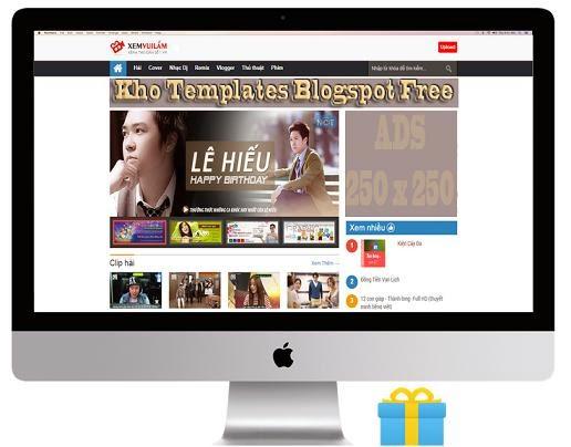 Templates Blogspot Free Download