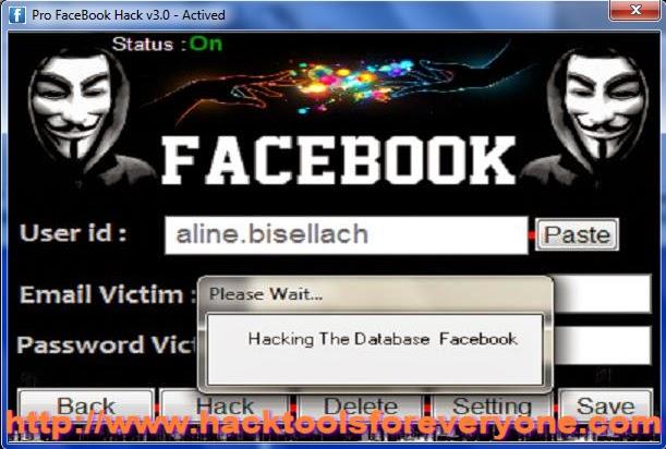 Pro FaceBook Hack v3.0