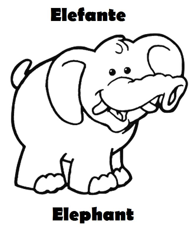 Imagenes de Animales en ingles y español  Imagenes para ...