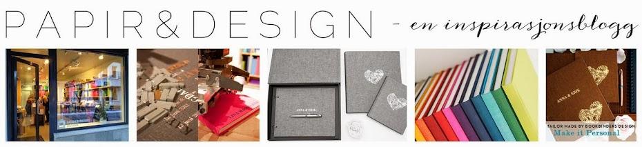 Papir og Design - en inspirasjonsblogg