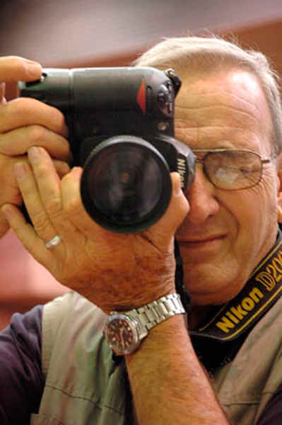 Muere  Noval, fotógrafo de Fidel Castro