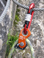 RollNLock pulley