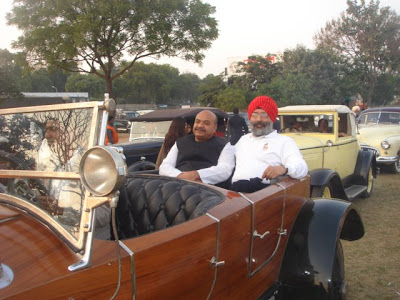 Sudhanshu Mittal Ji with Gurinder Singh Ji