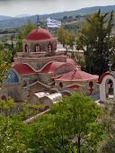 Συνεχίζονται τα έργα συντηρήσεως της Ιεράς Μονής Παναγίας Χρυσοπηγής