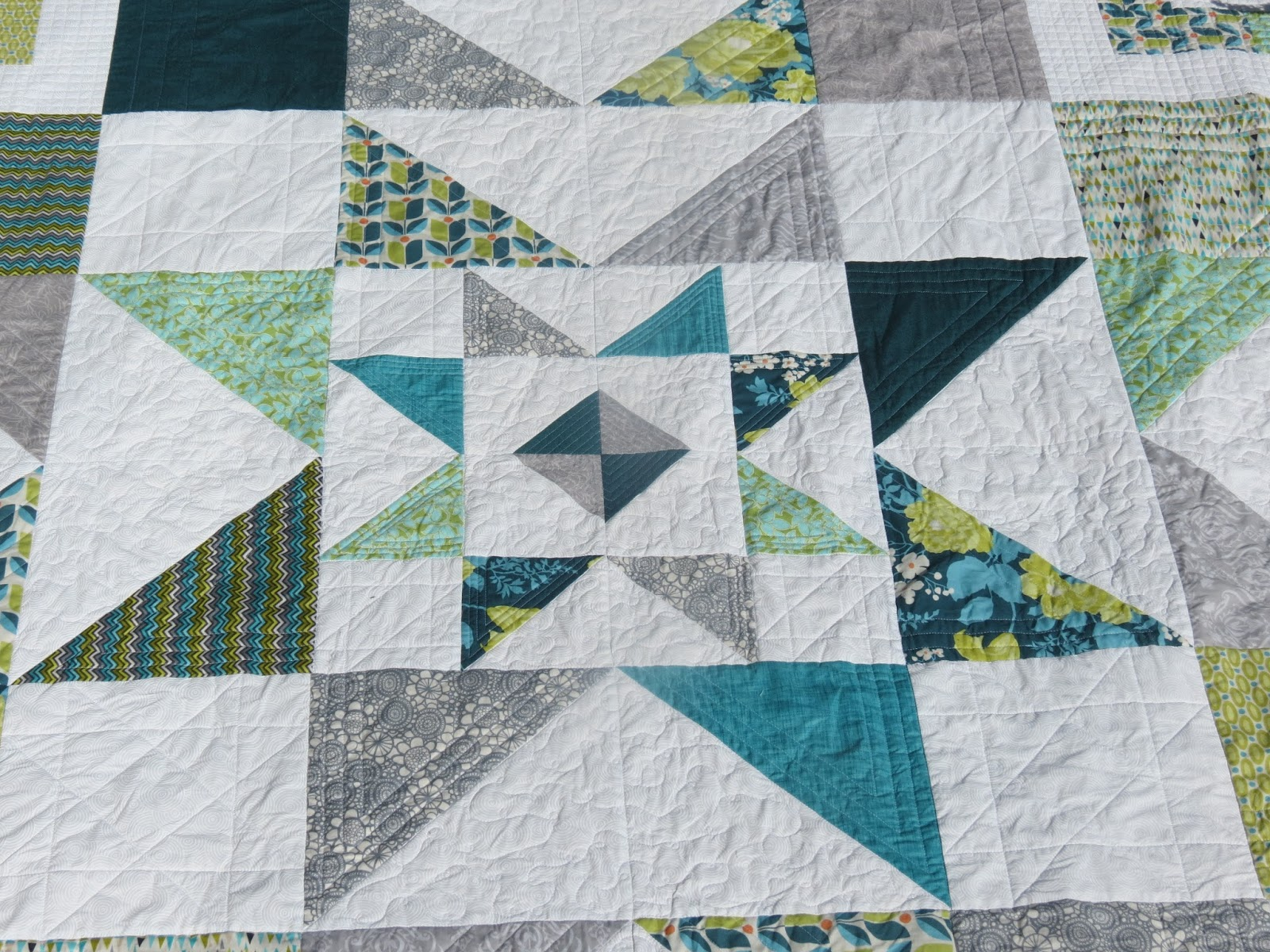 Jen\'s Crafts and Quilts Scrapbook: Blanche\'s Barnstar