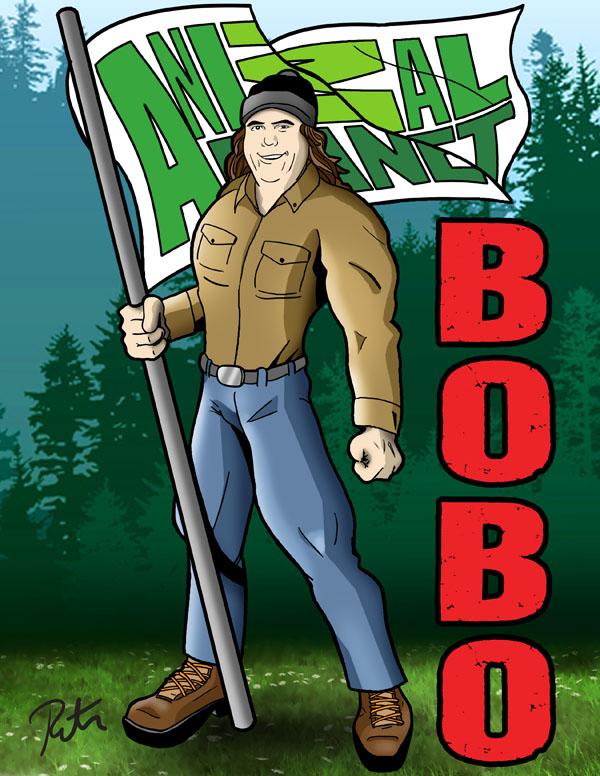 finding bigfoot bobo lose weight