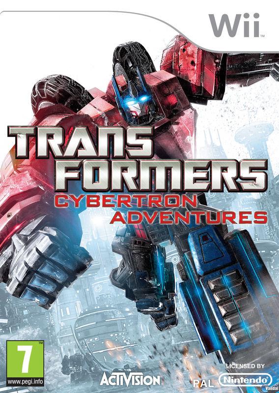 Transformers: La Guerra Por Cybertron [Wii][PAL][Español][FZ]